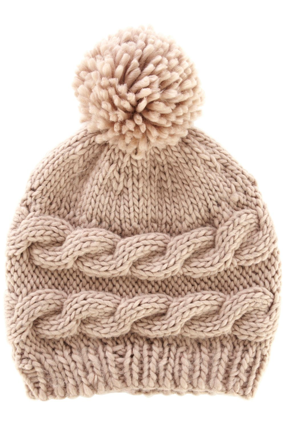 SLOUCH KNITTED BOBBLE BEANIE http://www.warehouse.co.uk///warehouse ...