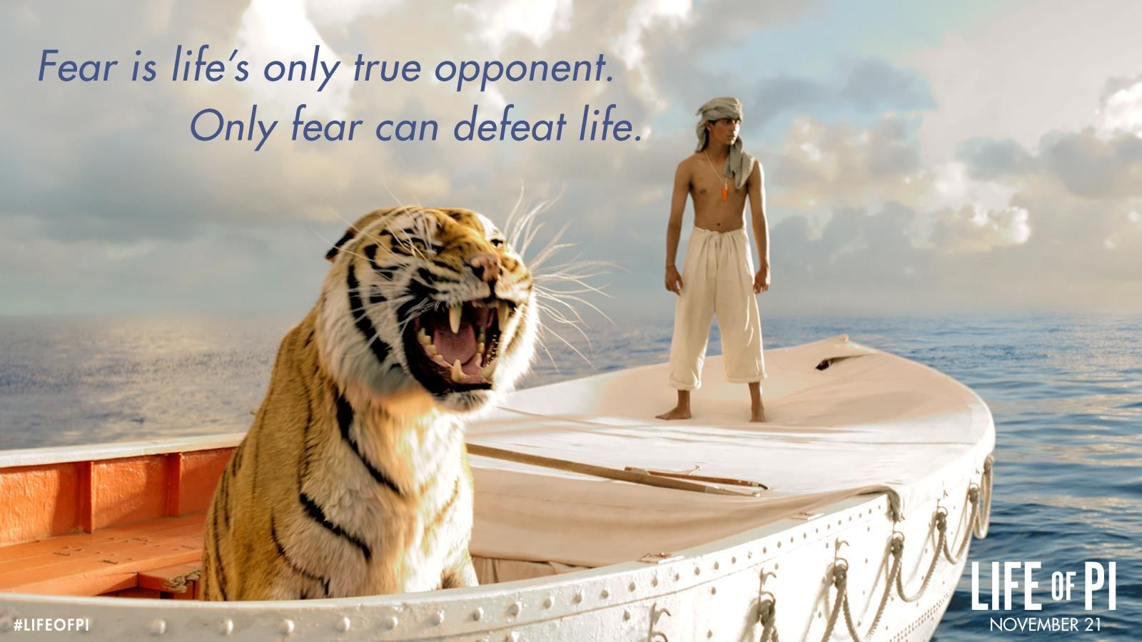 life of pi survival quotes