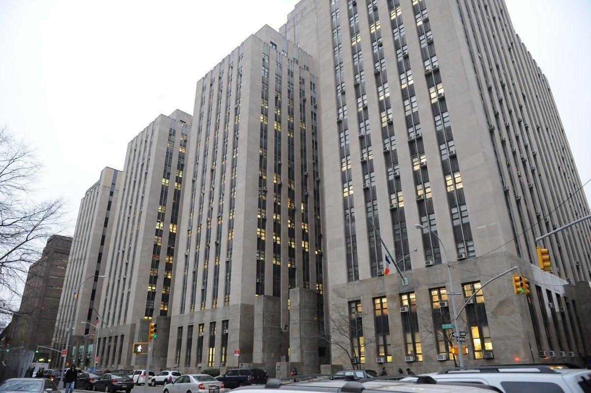Manhattan judges caught in fiery exchange of expletives in