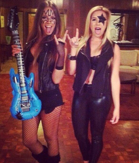 school of rock diy halloween costume