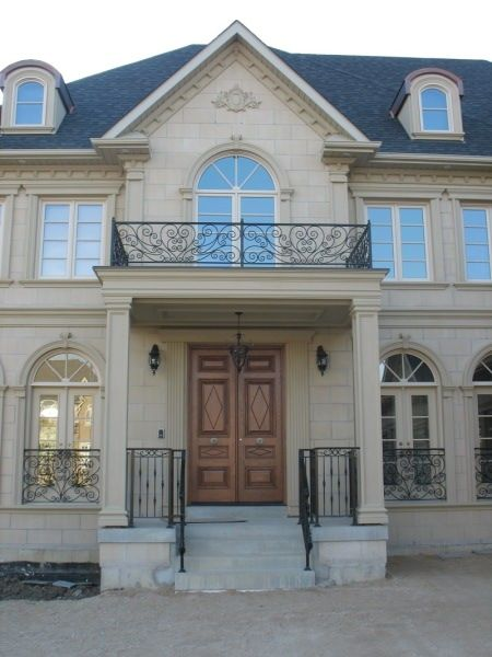 Home Exterior Stucco Ideas Google Search House And Yard Pinterest Columns Exterior