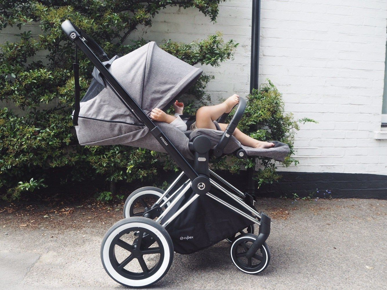 17+ Cybex baby stroller review information