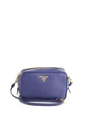 d4118ff34a PRADA Saffiano Leather Camera Bag.  prada  bags  shoulder bags  leather   crossbody  lining
