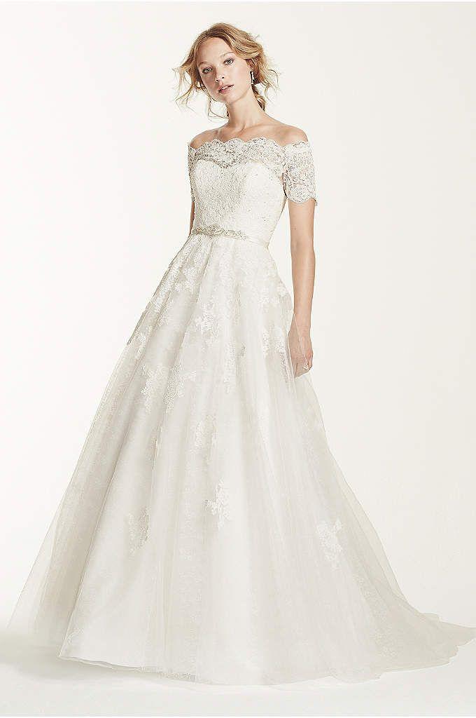 Petite Wedding Dresses & Gowns for Petite Women | David\'s Bridal ...