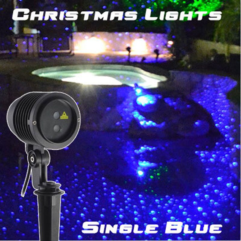 Outdoor Holiday Laser Light Projector Blue Christmas Tree Decorations Movi Blue Christmas Tree Decorations Blue Christmas Tree Laser Lights Projector