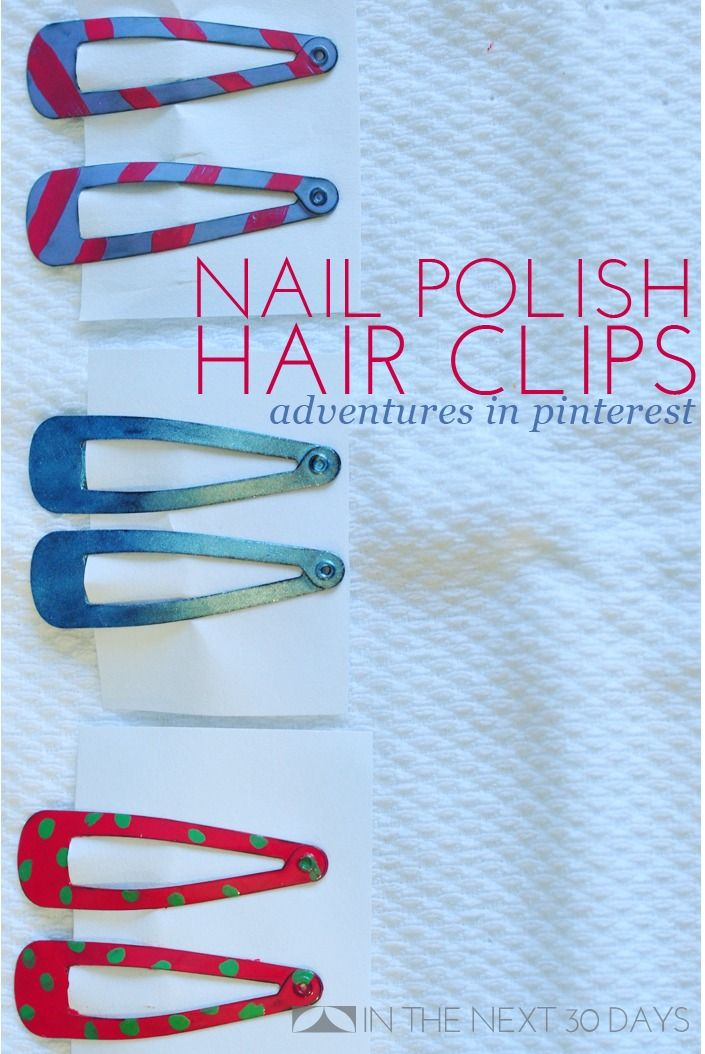 Blogging Day 20 | DIY Ideas | Nail polish crafts, Diy