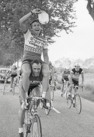 Peelman and Karstens, 1975 Tour de France! Corbis Images search