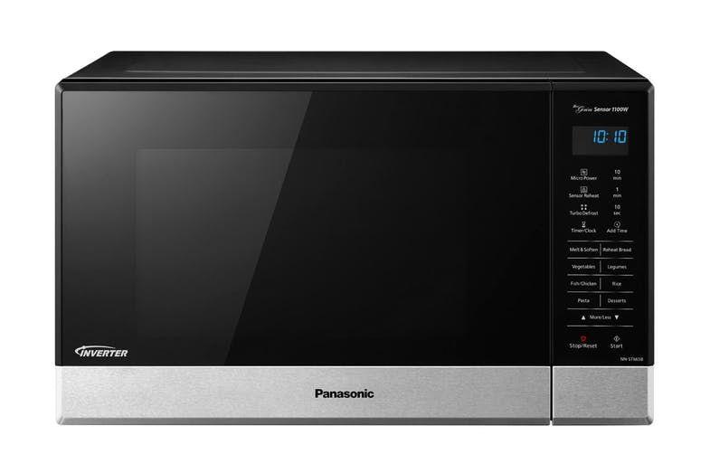 Panasonic 32l Inverter Genius Microwave Oven Harvey Norman New