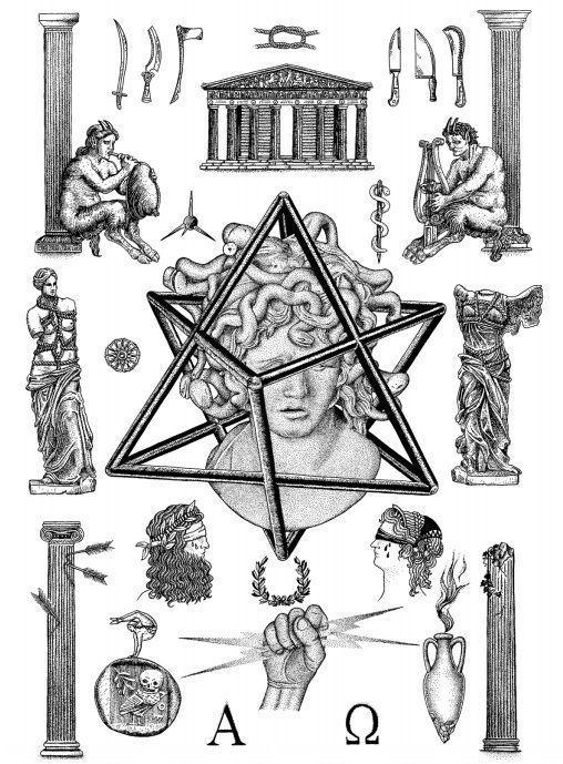 Afbeeldingsresultaat Voor Occult Symbols Tattoos Inspiring Tattoo