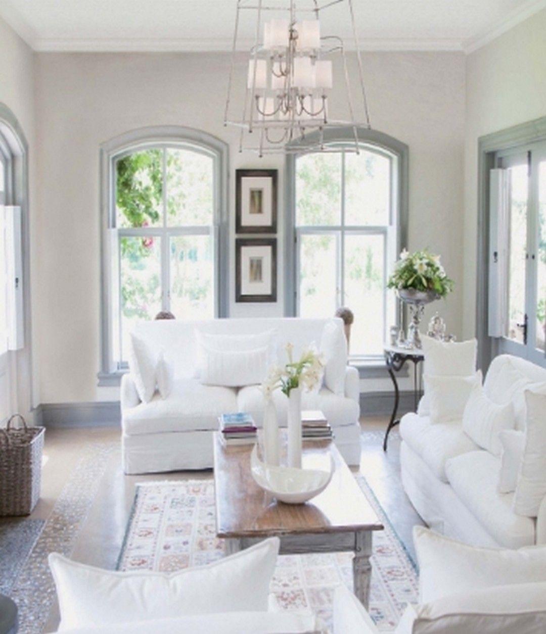 7 beautiful chic home ideas in allwhite interior  white