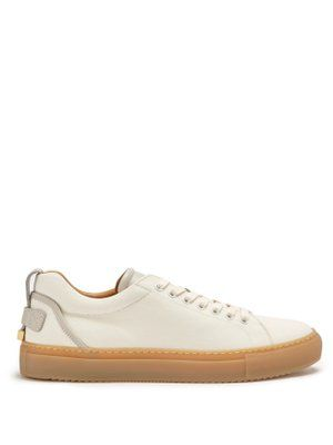 Baskets En Toile Buscemi Lyndon - Marron tGJqFcmBtR