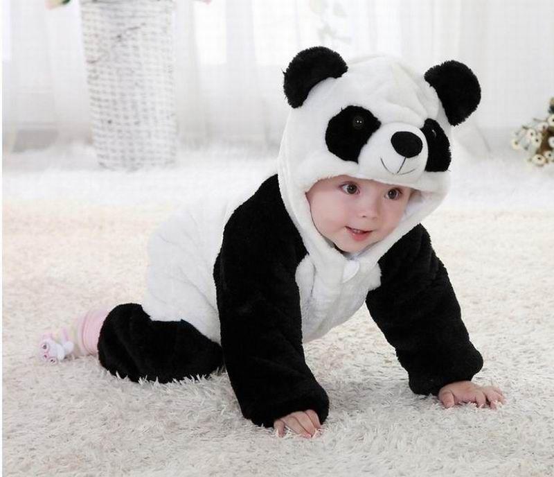 disfraz bebe panda - Buscar con Google   disfraz bebe   Pinterest