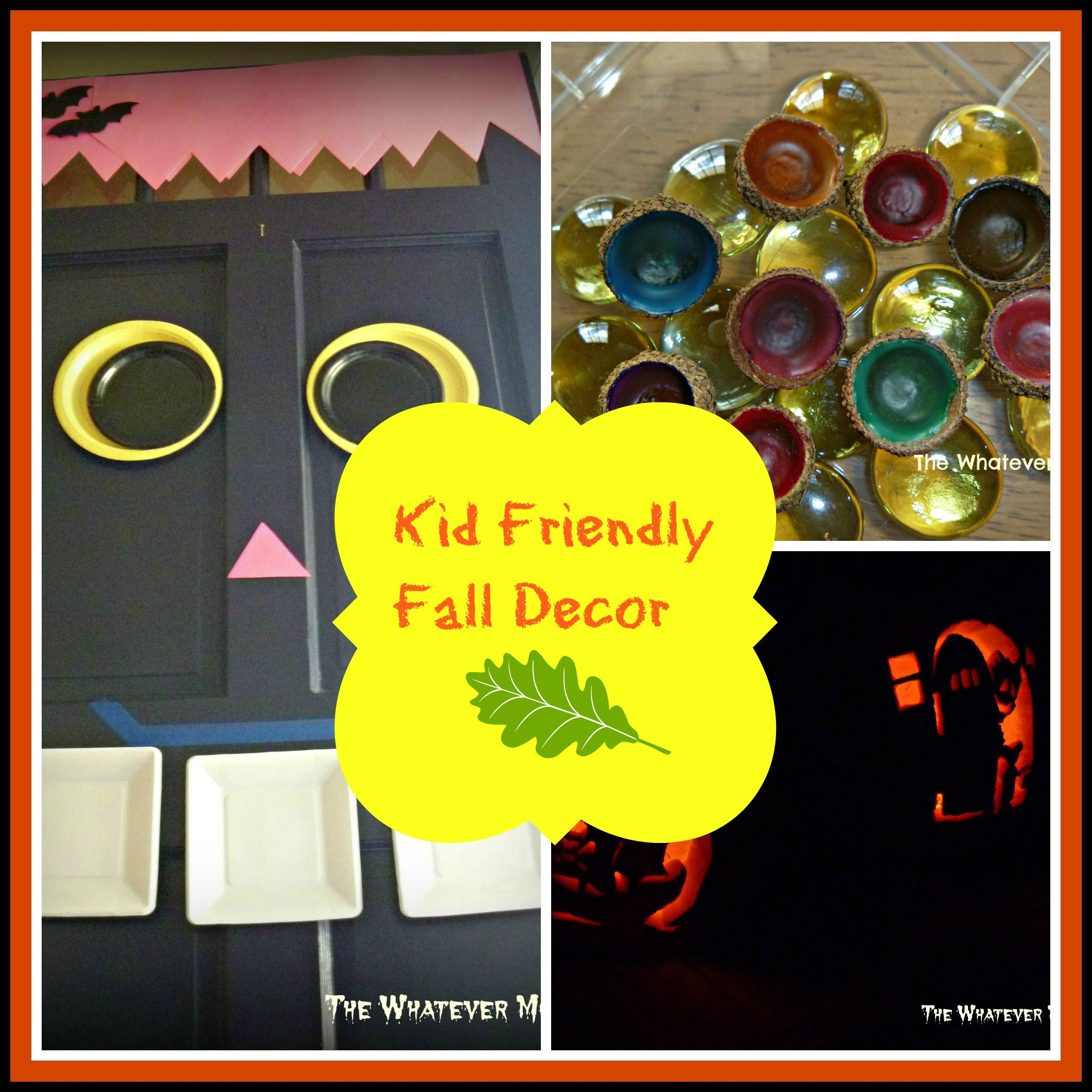 3 Fun Kid Friendly Decorating Ideas - Kid Friendly Halloween Decorations