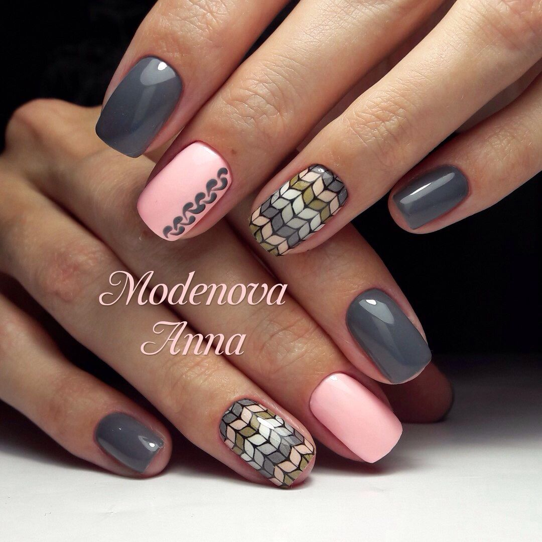 Pin by Оля Евчиц on Маникюр | Pinterest | Nail patterns and Manicure