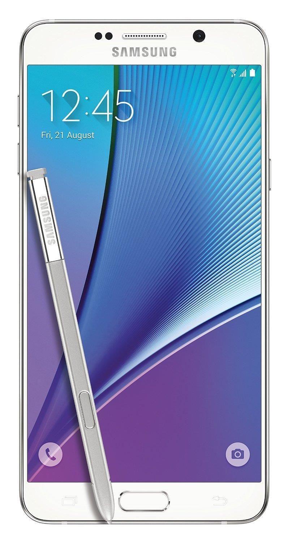 Samsung Galaxy Note 5 N920T 32GB White (TMobile