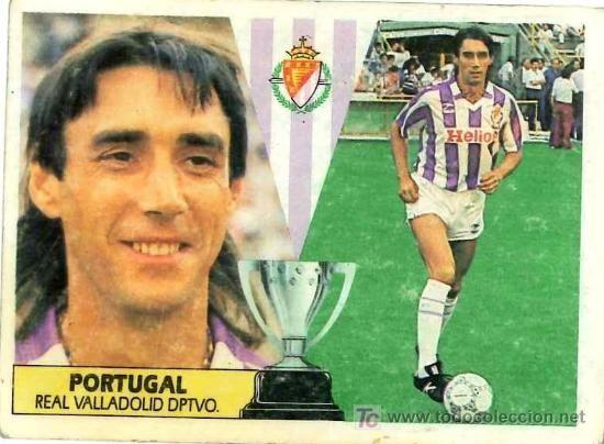 Admirable Su Consistencia Igual De Malo Como Jugador Que Como Entrenador Cromos Real Madrid Fútbol