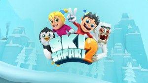 Ski Safari 2 Mod Apk 1 1 1 0823 Safari Game Online Games For Kids Safari