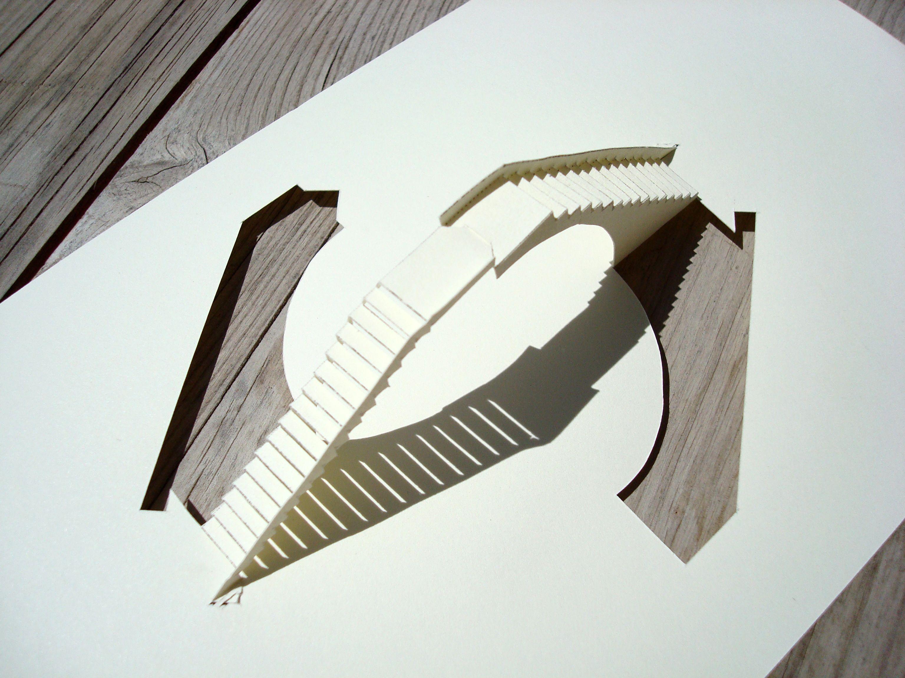 best 3d stairs on paper art wallpaper pencil 2d to 3d pinterest