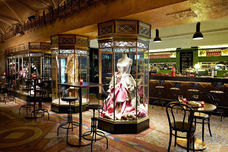 QT Sydney A Designer Boutique Hotel  Interior Design inspirations and articles  Qt hotel