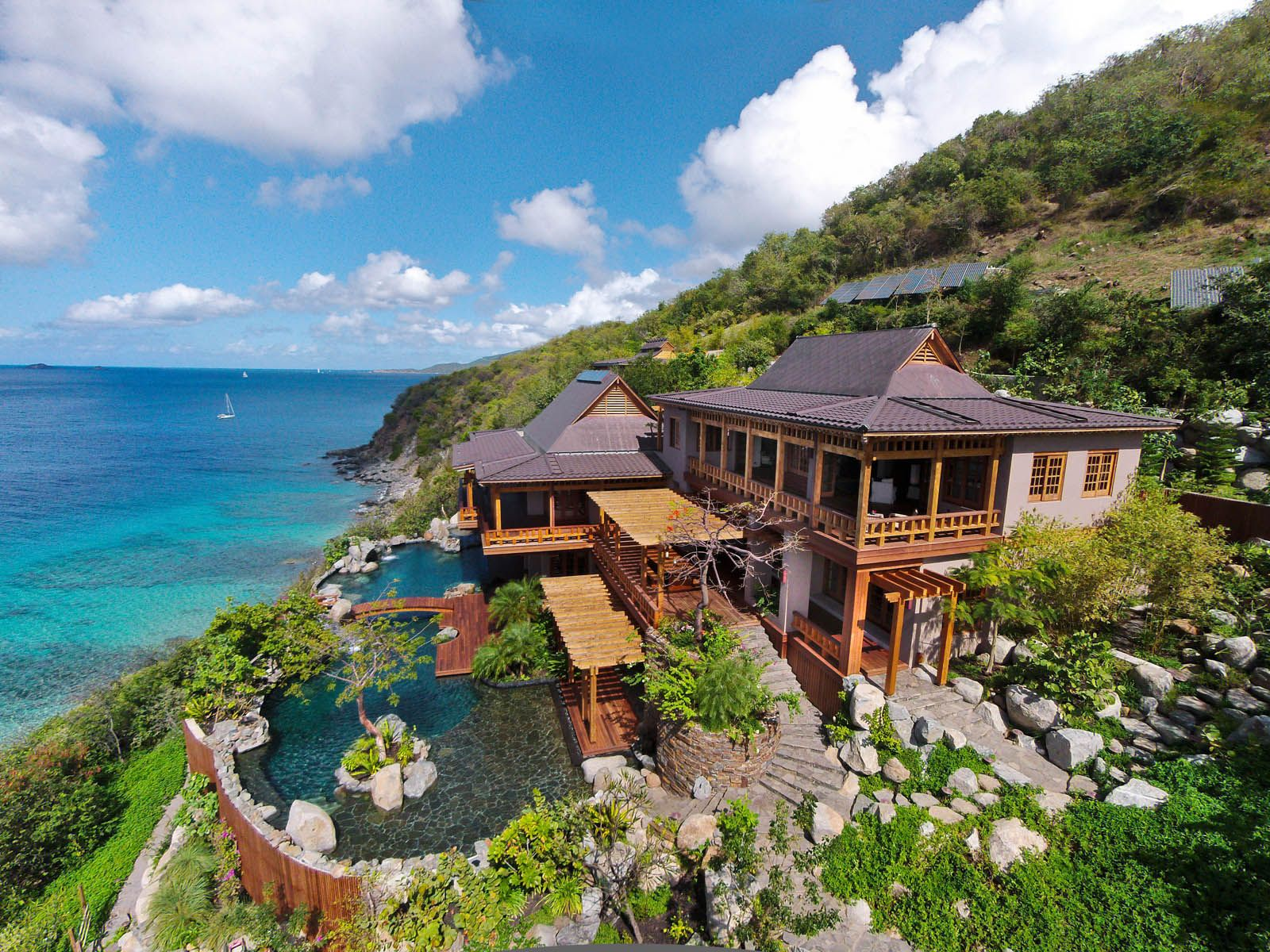 Will property on the virgin islands