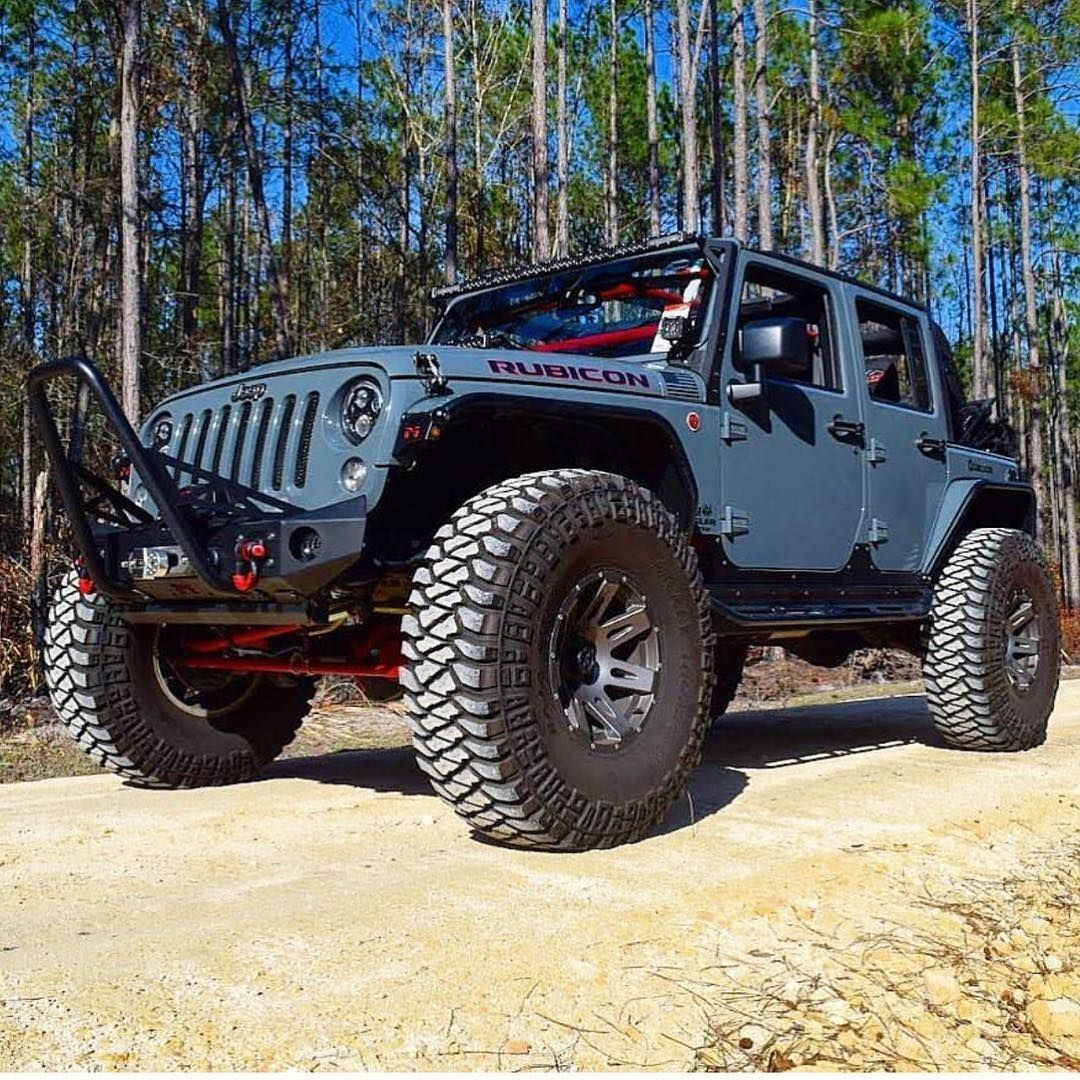 Pin By Corley Davis On Lifted Vehicles Jeep Wrangler Monster