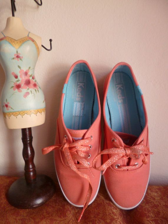 sunny keds us 6 by search4vintage on Etsy, $30.00