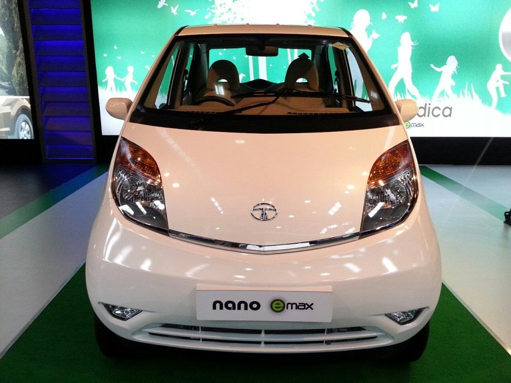 Tata has announced to launch new fuel efficient facelift car nano emax cng with best features and specifications price of nano emax cng is not decleard