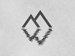 Mountain logos, Ocean and Ocean tattoos on Pinterest