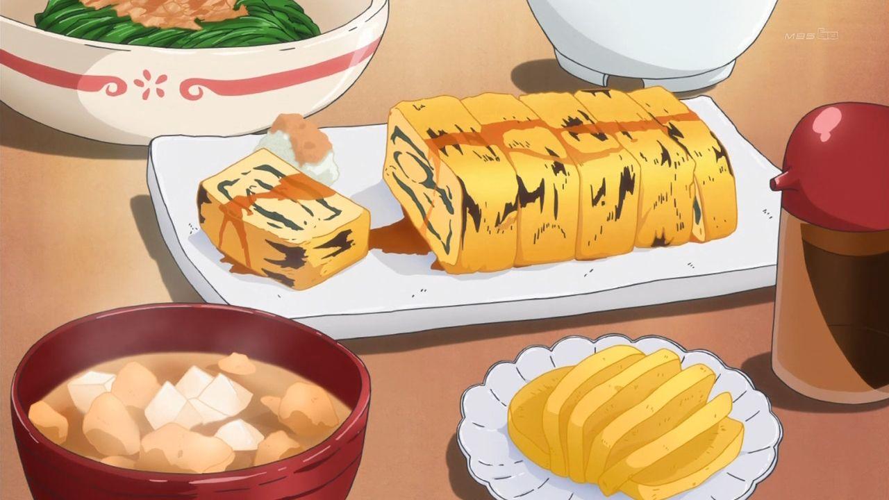 Anime Food Makanan Pemandangan Anime Pemandangan