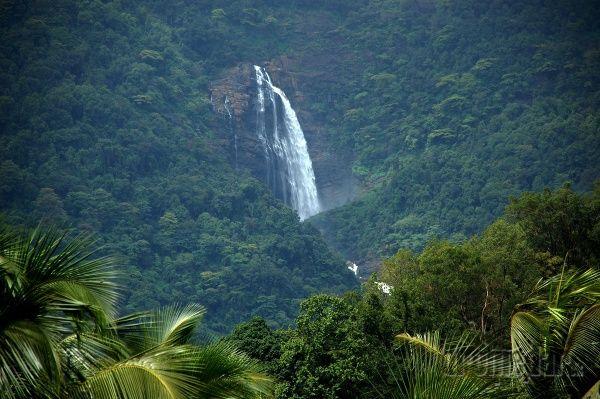 Vodopády v Kérale, India