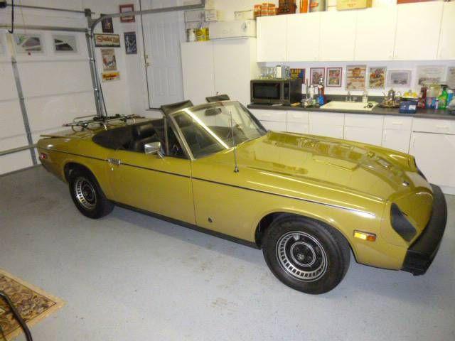 1974 Jensen Healey Roadster 9 500 Lenoir Nc Forsale Craigslist Car Find Roadsters Sale