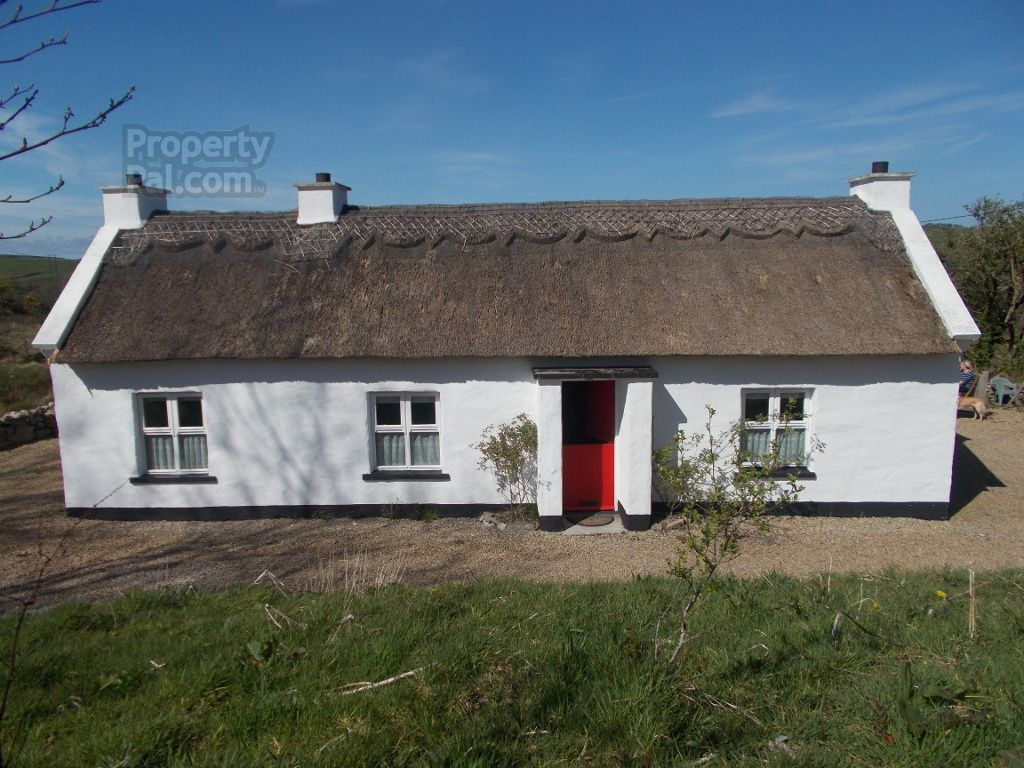 Behy Cashelard Cashelard Seaside Cottage Thatched Cottage Irish Cottage