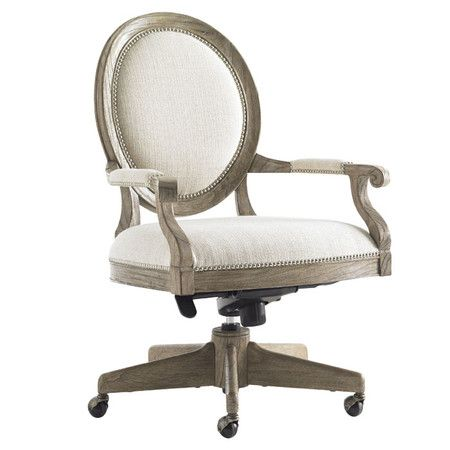 Lexington Bradshaw Office Chair White Desk Chair Classic Office Furniture Office Chair