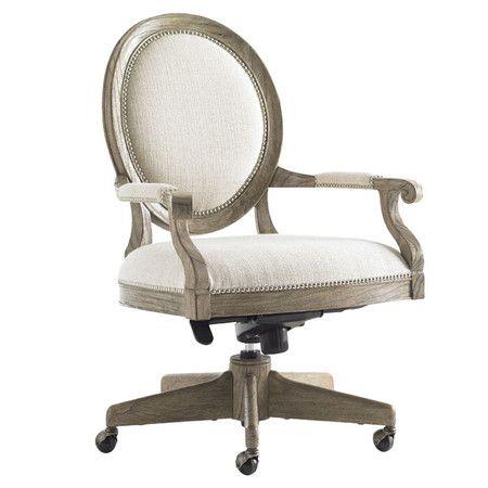 Pretty Office Chairs Grey Chair Covers Lexington Bradshaw Love It
