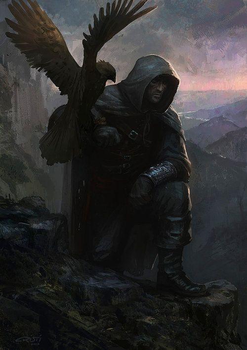 fantasy human ranger google search characters
