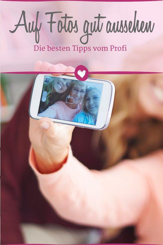 Wie Sehe Ich Auf Fotos Gut Aus Wir Haben Die Besten Tipps Fur Schone Fotos Fotos Smartphone Fotografie Selfie Tipps
