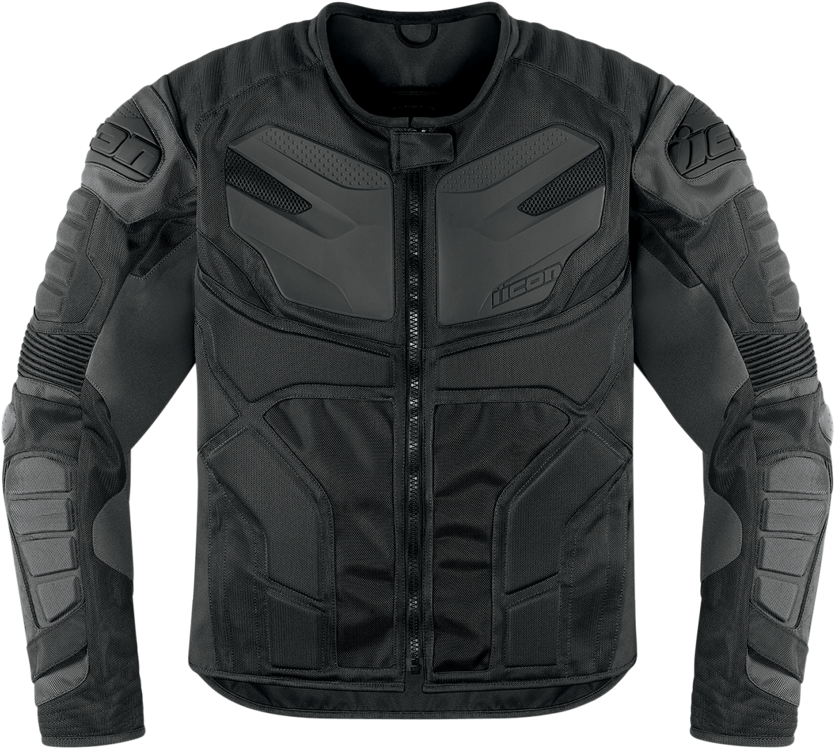 Small Red Honda Mens Supersport Textile Street Motorcycle Jacket