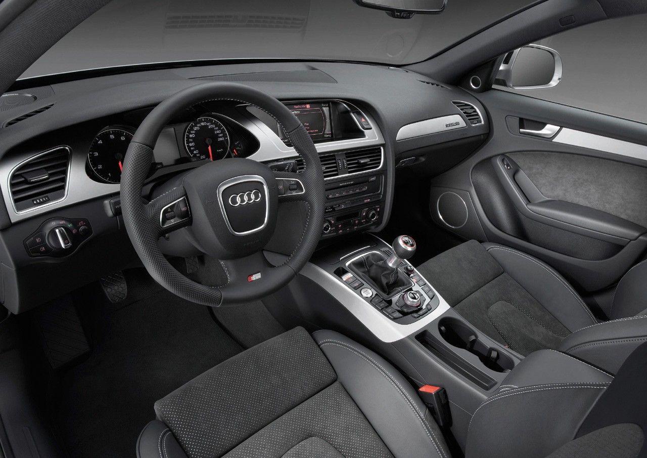 B8 Audi A4 Interior Audi A4 Audi A4 Avant Audi A4 Black