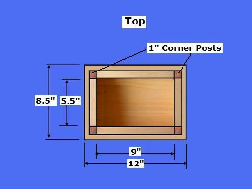 Free Small Wood Box Plans