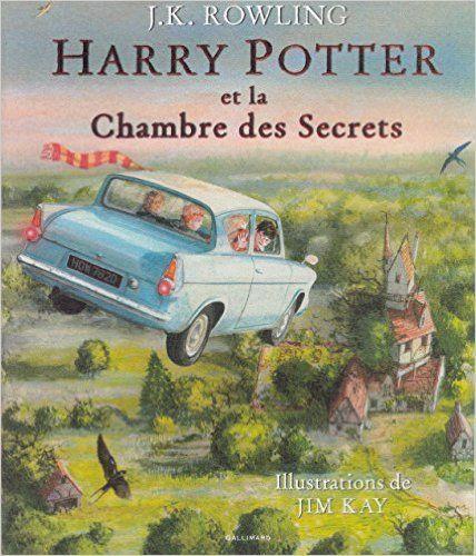 Amazon Fr Harry Potter Ii Harry Potter Et La Chambre