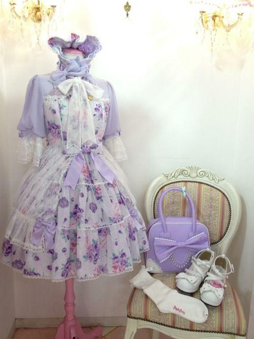 chibi momokos dreamland fairy kei lolita decora. Black Bedroom Furniture Sets. Home Design Ideas