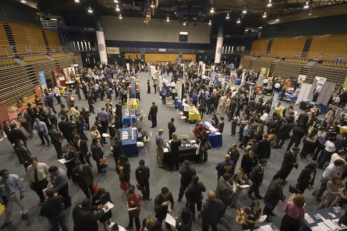 Career Fair — US Century Bank Arena at FIU Academic