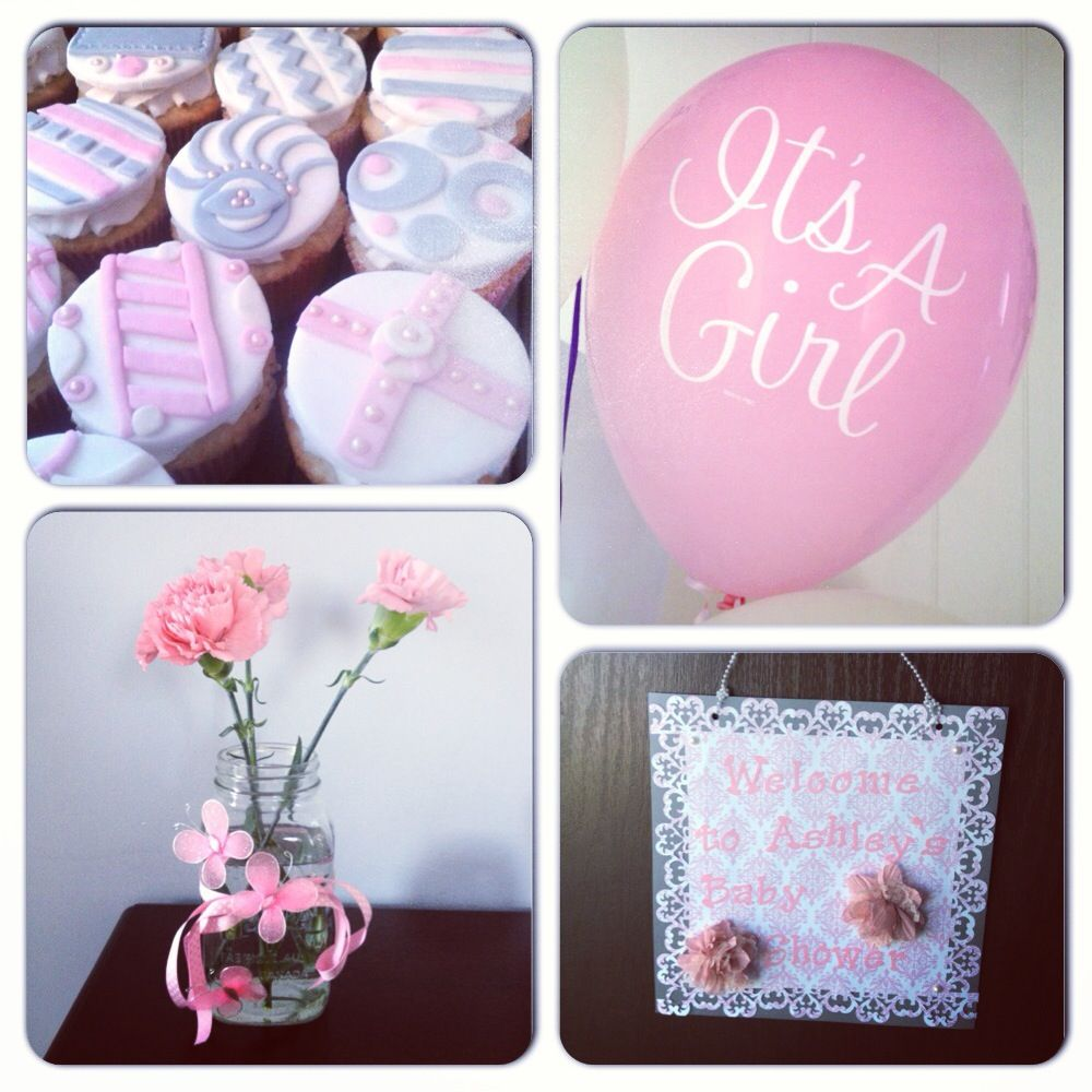 Baby Shower Themes For Girls Pinterest: Baby Shower Ideas For A Girl.