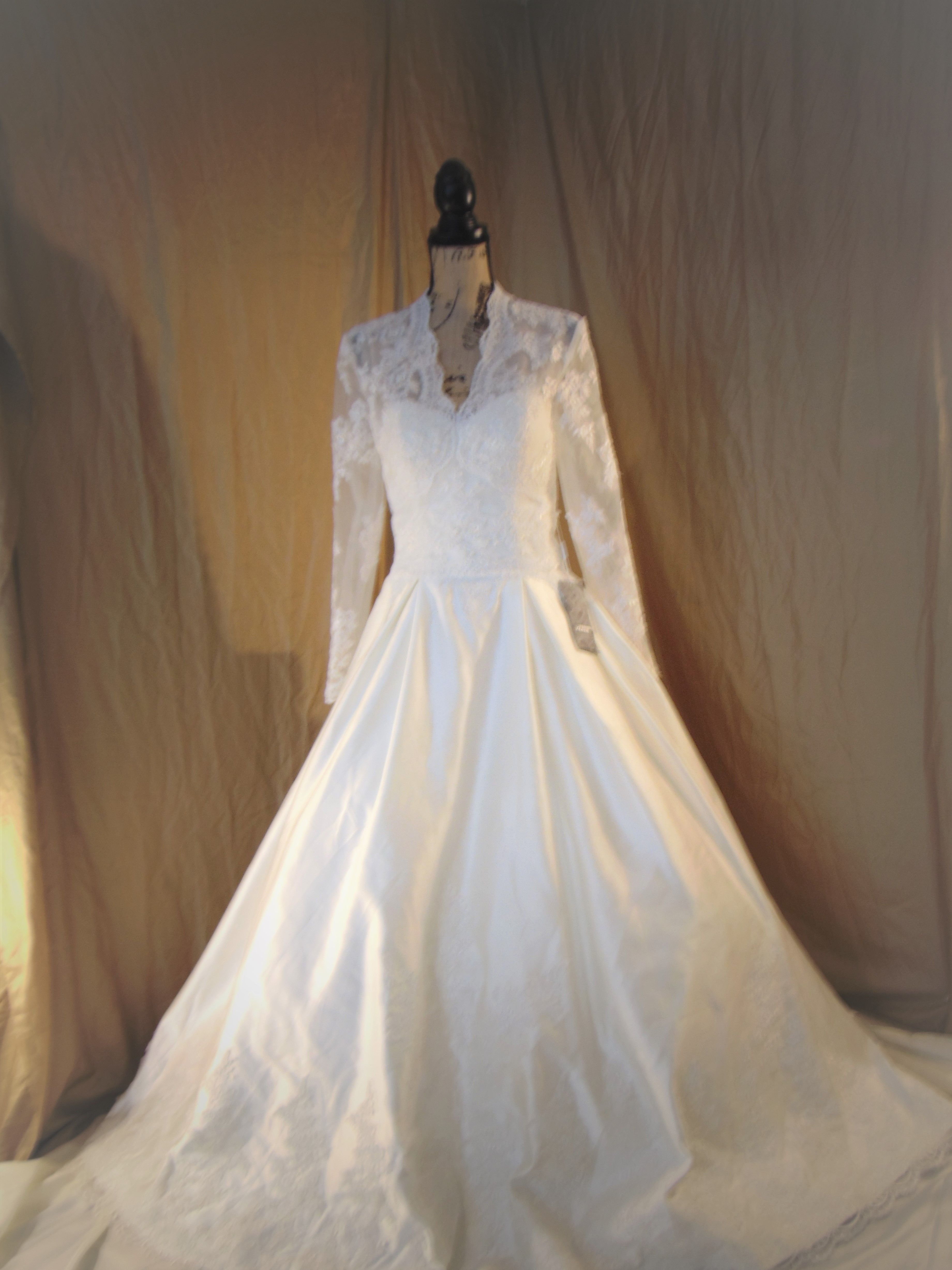 Giving Back To Brides Both Budget Savvy And Brides On A Budget From New Wedding Gowns To Resale And Cons Wedding Gown Sizes Wedding Dress Resale Wedding Gowns