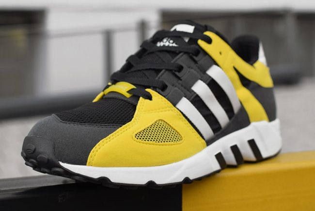 "premium selection a5ad6 bd8ef adidas Originals EQT Guidance 93 ""Sun Yellow"""