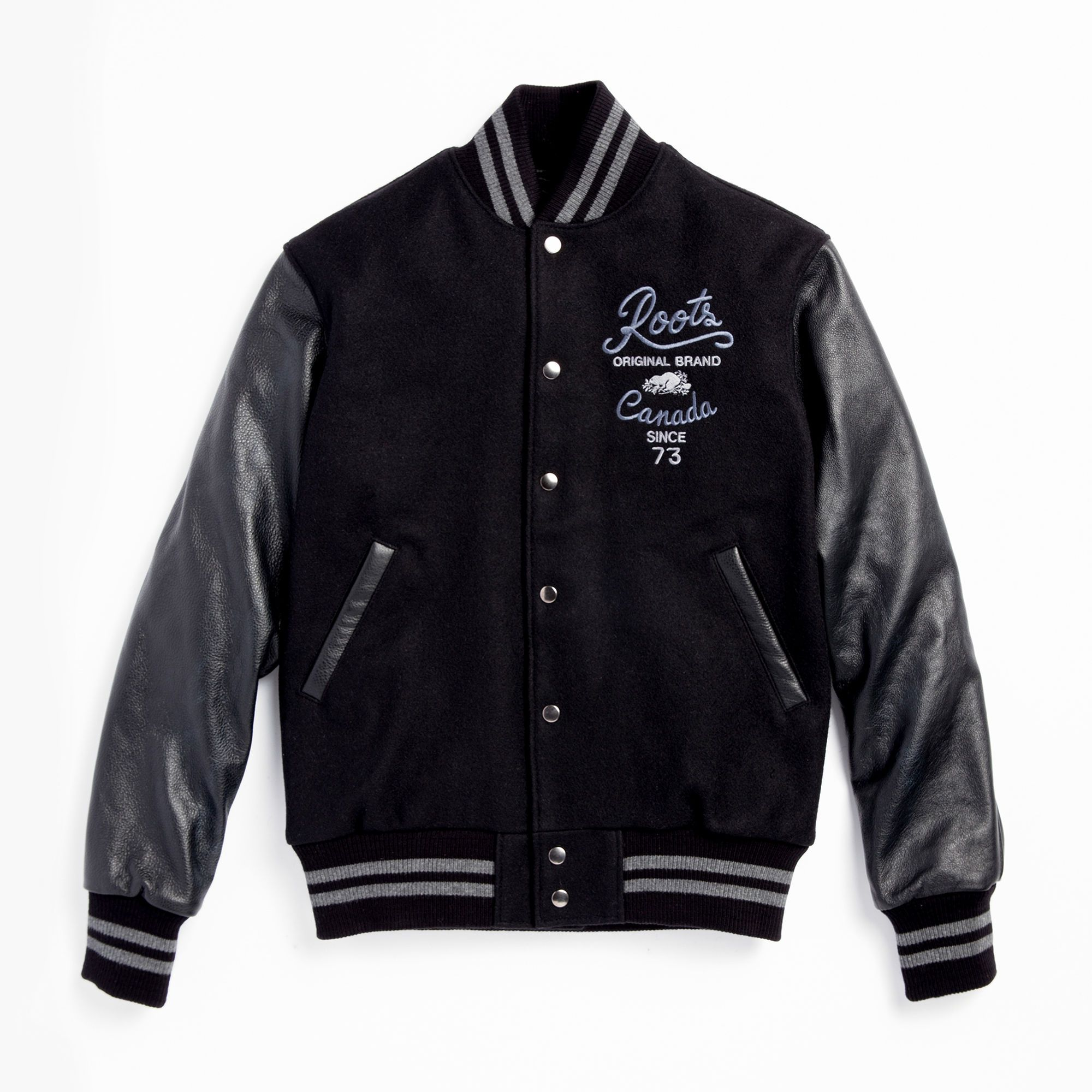 Roots Anniversary Jacket | Men's Leather Jackets | Roots ...