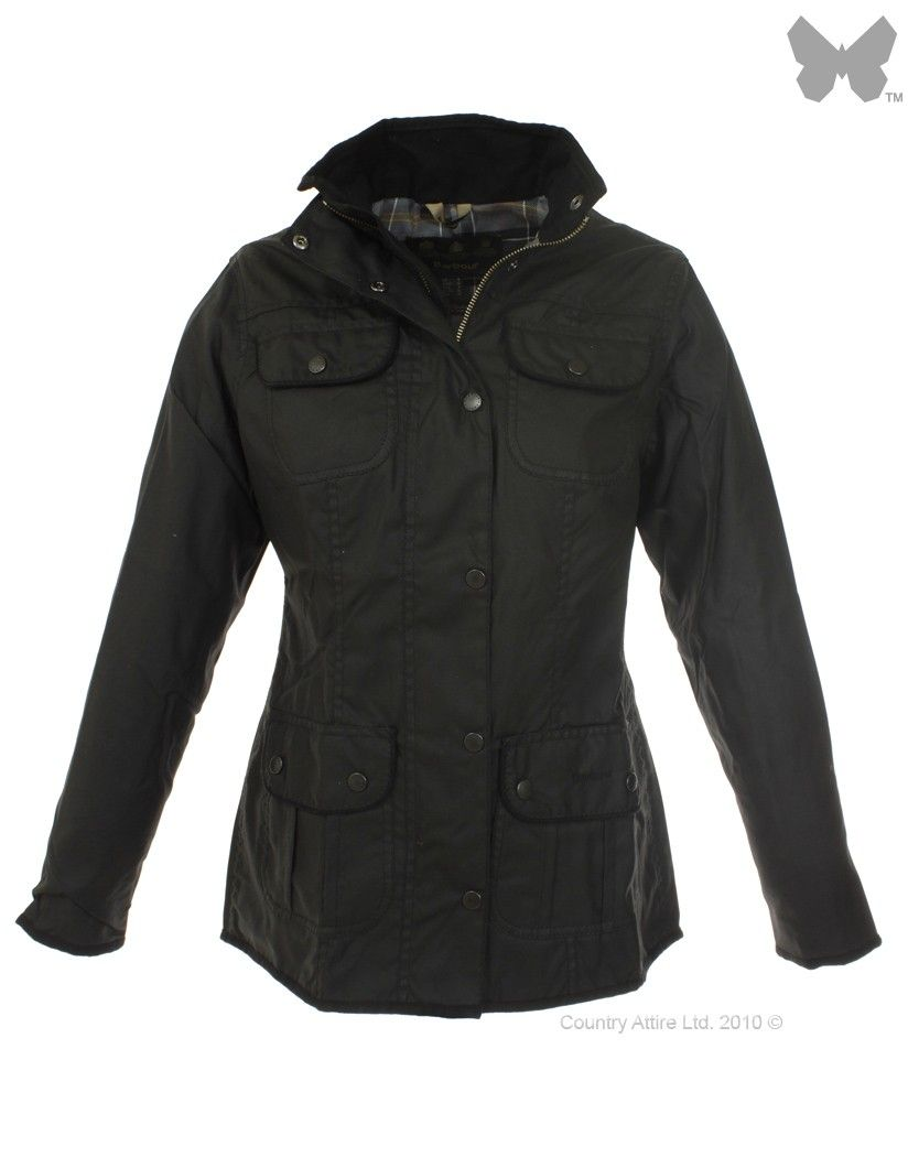 Barbour ladies utility jacket sale