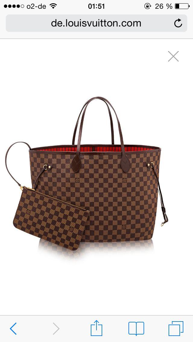 311b93e1e22f Luis Vuitton neverfull   Hand bags   Pinterest   Sac à Main, Sac and ...