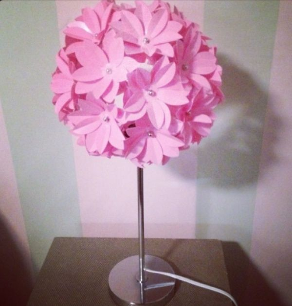 Girly Lamp Shade   DIY Lamp Shades   Pinterest   Feathers, Boas And Room