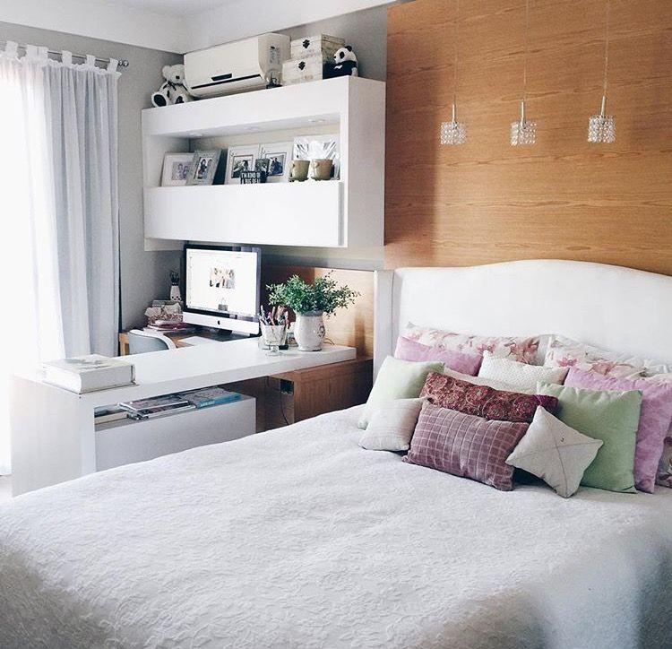 Pin de stephanie zunino en home office pinterest for Dormitorios de ensueno